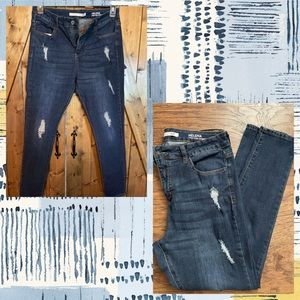 HELENA Distressed Jeans 👖